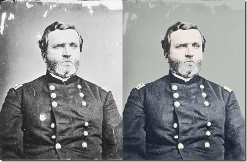General George H. Thomas.before-and-after