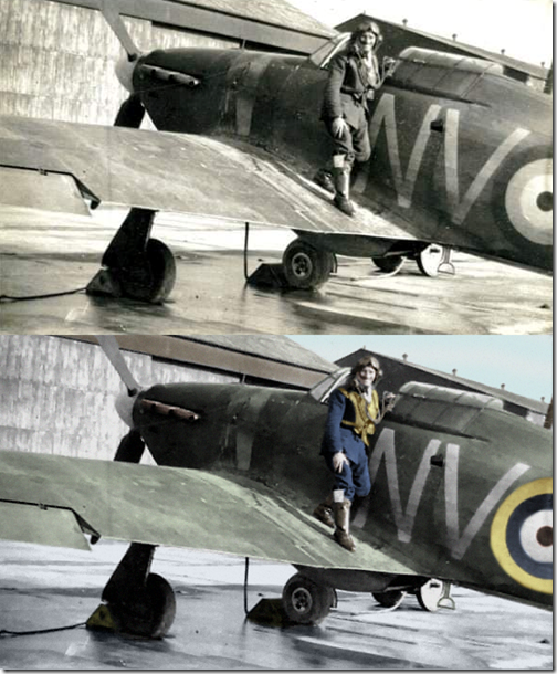 James-Robbinson-Spitfire-Before-and-After