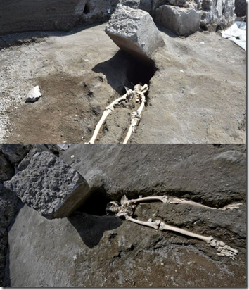 The Unluckiest Man in Pompeii