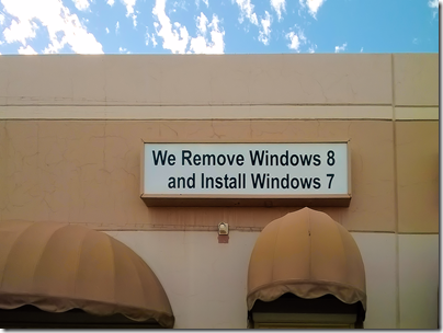 Removing Windows 8 and Reinstalling Windows 7