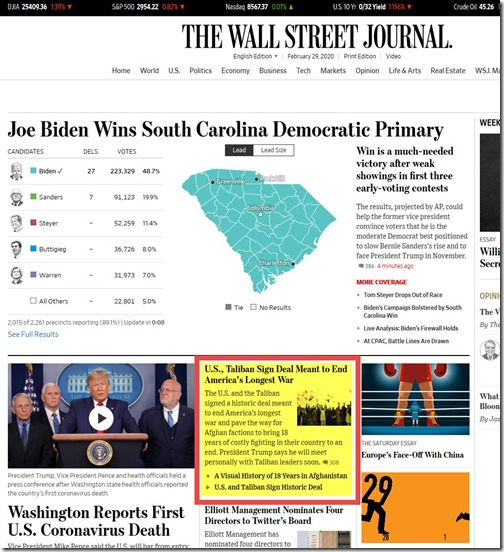 wsj-home-page